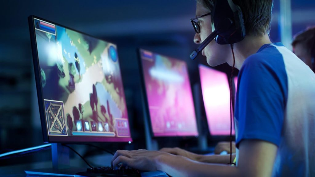 Ganhar dinheiro como gamer